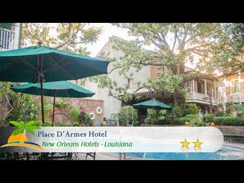 Place D'Armes Hotel - New Orleans Hotels, Louisiana