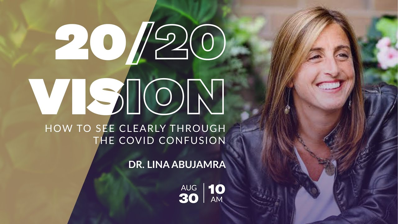 180 LIVE   Seeing Clearly through the Covid Confusion