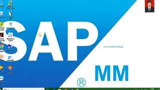 SAP MM MRP, CBP étape par étape de configuration