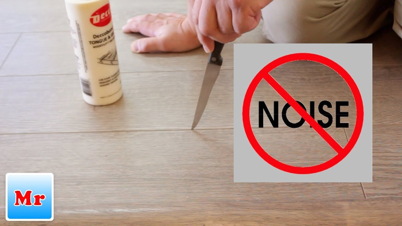 How To Fix Squeaky Laminate Flooring Yourself Mryoucandoityourself