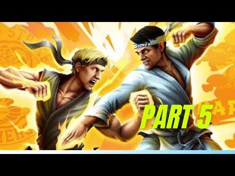 We Died GG Upgrade time! : Cobra Kai (The Karate Kid Saga Continues) GAMEPLAY WALKTHROUGH part 5 |
