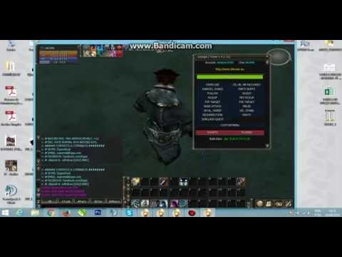 CONFIGURANDO L2 TOWER COM GAMEGUARD 100% FUNCIONAL