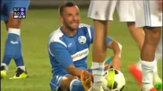 Sutjeska vs Slovan Bratislava (Champions League - Qualification LIVE)