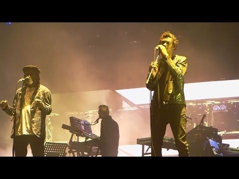 Massive Attack (100% FEST, İstanbul, 2014)