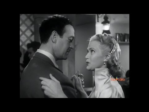 The Lady Says No 1952 Comedy, HD, David Niven