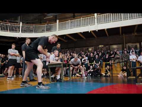 Hayes' Titans - West Point Superintendent vs. Commandant IOCT 2017 [4K]