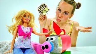 Делаем Свинку копилку. Поделки с Барби для девочек