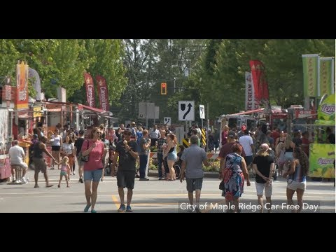 Maple Ridge Car Free Day