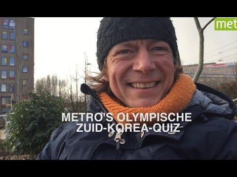 Olympische Zuid-Korea-quiz met Jeroen Straathof