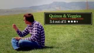 Backpacking Recipe:  Quinoa And Veggies
