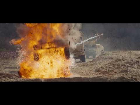 "EPIX ""Jack Reacher: Never Go Back"" 40 Sec On-Air Promo Spot"