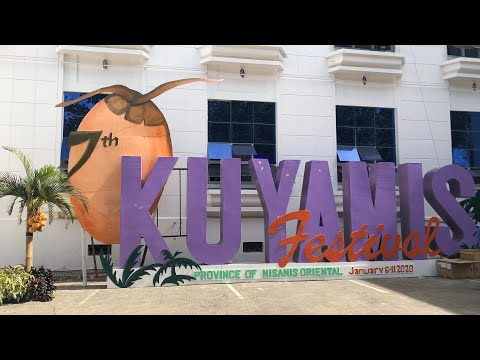 7th Kuyamis Festival - A Thanksgiving and Celebration of Culture and the People of Misamis Oriental