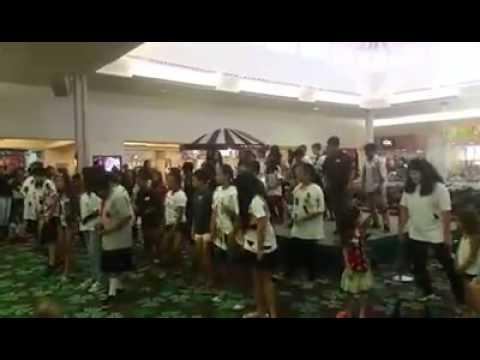 Thrill the World  Honolulu  2015 event 9062