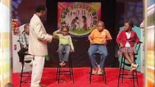 A Godfrey McAllister Video Production: A God Pickney Dem DVD  - The Show that Listens to Children