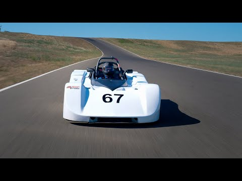 Cheap Race Car - Spec Racer Fords - An Odd Day | Everyday Driver