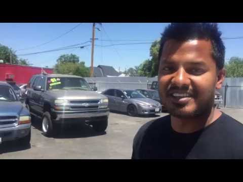Downtown Fresno Auto Row ~ Featuring Commute Auto Sales