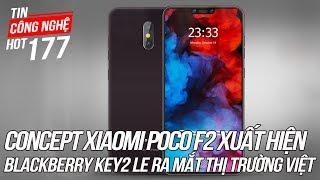 Concept Xiaomi Poco F2 xuất hiện với màn hình viền siêu mỏng   Tin Công Nghệ Hot Số 177