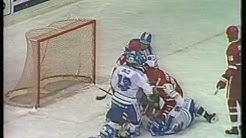 Suomi - Neuvostoliitto, Izvestia turnaus 17.12.1986