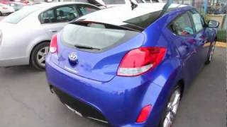2012 hyundai veloster tour and review