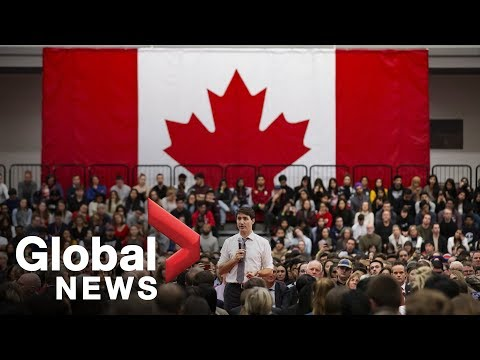 HIGHLIGHTS: Justin Trudeau fields questions at St. Catharine's town hall
