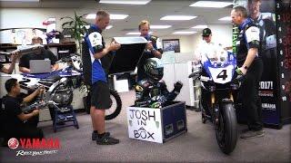 Mannequin Challenge   Yamaha Motorsports