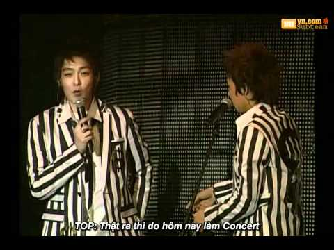 [Vietsub] Big Bang - Changing Clothes & Dirty Cash (From the REAL Concert)
