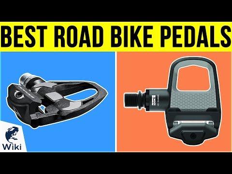 10 Best Road Bike Pedals 2019