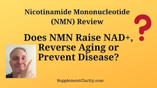 Video-Search for Nicotinamide Mononucleotide  Supplement Review