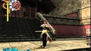 Bujingai Gameplay HD 1080p PS2