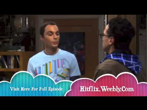 Big Bang Theory season 2 episode 10