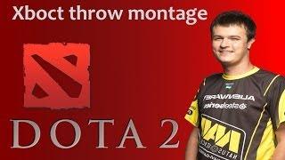Xboct throw montage (Dota 2)