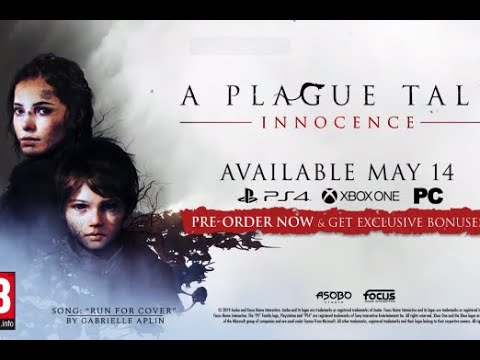 """Pandemic"" on Netflix & ""A Plague Tale: Innocence"" Game by Microsoft ( Wuhan Coronavirus Predicted)  "