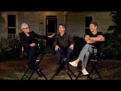 'Halloween' | Unscripted | Jamie Lee Curtis, David Gordon Green, Jason Blum