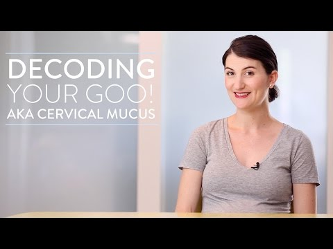 Conception 101: Decoding Your Cervical Mucus