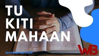 Tu Kiti Mahaan Audio Video  Marathi Christian Song Worship Battler Grace Ministries Vasai.