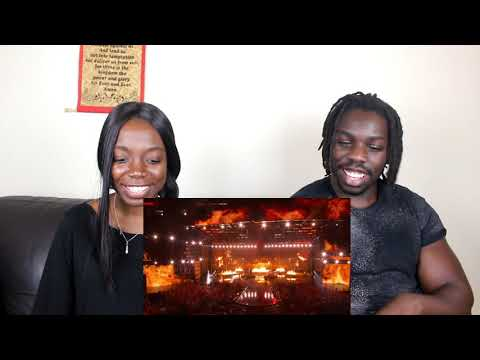 Billie Eilish - All The Good Girls Go To Hell (Live AMA /2019) - REACTION