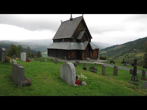 Von Sataslåtten (Ål) durchs Valdres nach Fagernes - Norwegen im September