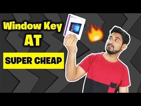 [HINDI] Get Window 10 Pro Under 700/- Rs