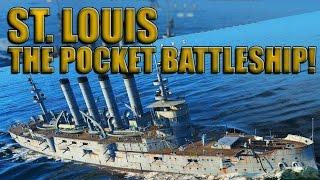 World Of War Ships - E04 St Louis Pocket BB