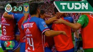 Resumen Chivas 2 - 0 Tigres | Liga MX - J2 | TUDN México
