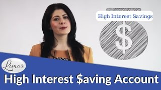 HIGH INTEREST SAVING ACCOUNTS | Financially Fabulous