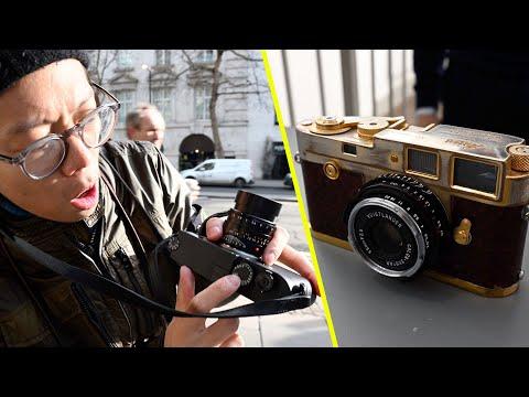 Leica M10 Monochrom // Gratuitous Classic CameraPorn [VLOG]
