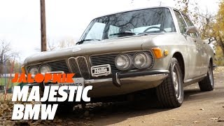 The 48-Year-Old BMW We Drove Across The U.S.   Jalopnik