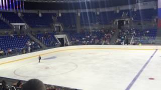 11 09 2016 контрольные прокаты сборной России по фигурному катанию 7