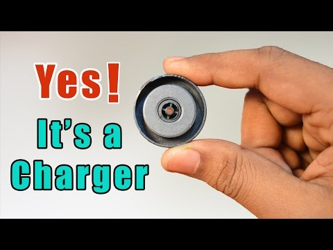 Mobile Phone Charger Using Free Energy - Amazing Life Hack