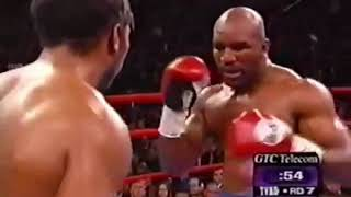 Evander Holyfield vs Lennox Lewis I # Highlights