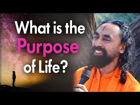 MIT Student Asks True Purpose of Human Existence | Swami Muk