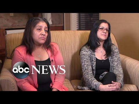 Women describe working for Trump as undocumented immigrants