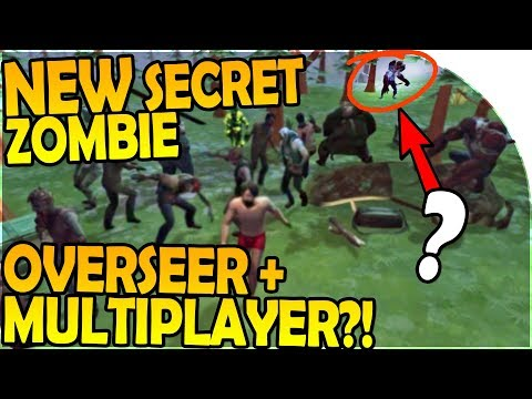NEW SECRET ZOMBIE / OVERSEER ZOMBIE?! - MULTIPLAYER CLOSE?!- Last Day On Earth Survival 1.6.4 Update