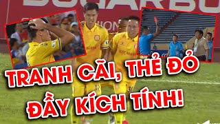 Highlights | DNH Nam Định - Becamex Bình Dương | Thẻ đỏ, tranh cãi và 90 phút điên rồ | NEXT SPORTS